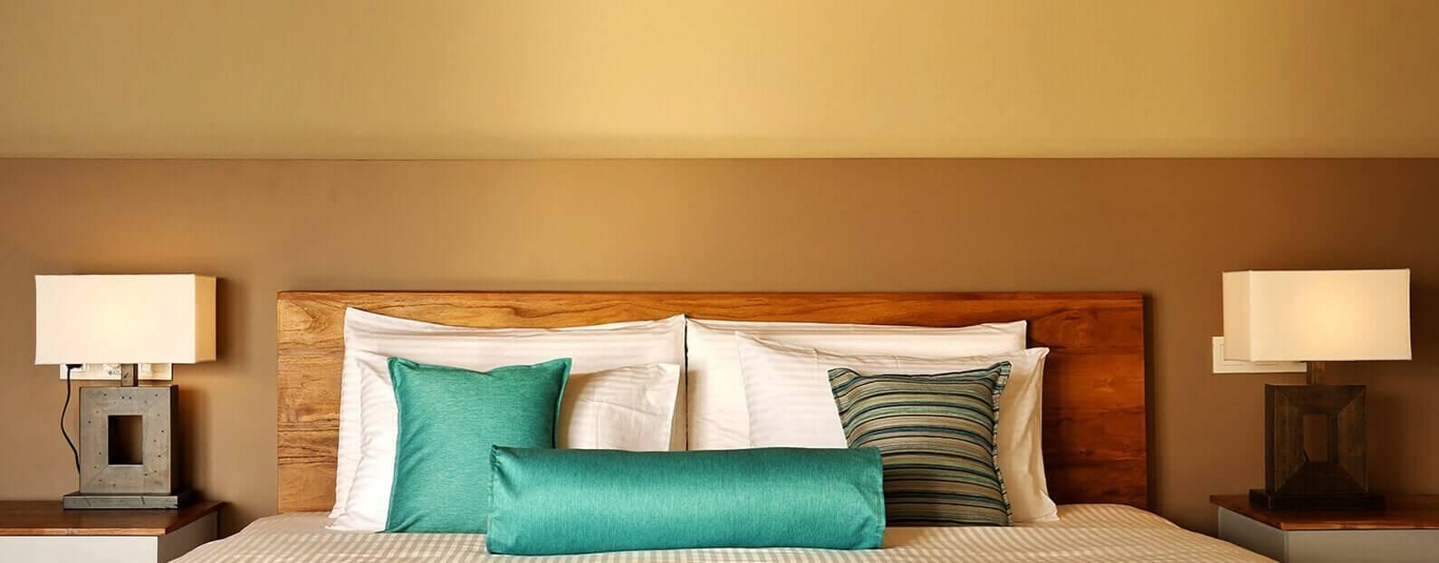Oceanfront suites at Twenty Two Weligambay