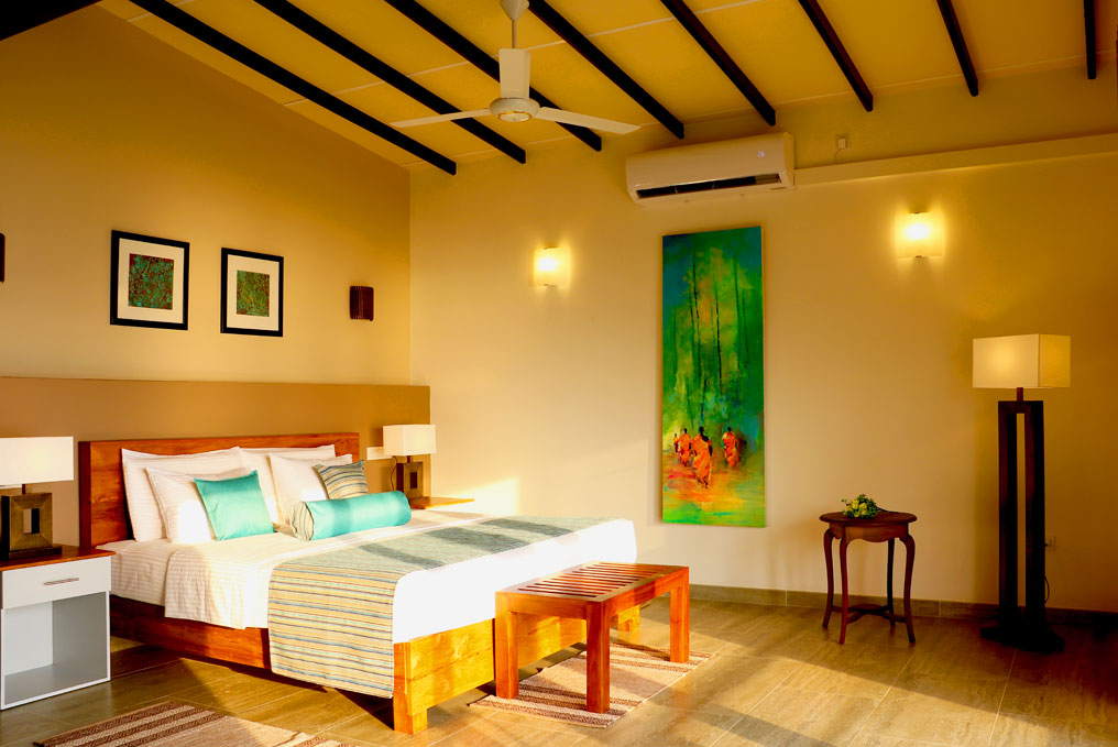 spacious Deluxe Rooms at Twenty - Two Weligambay