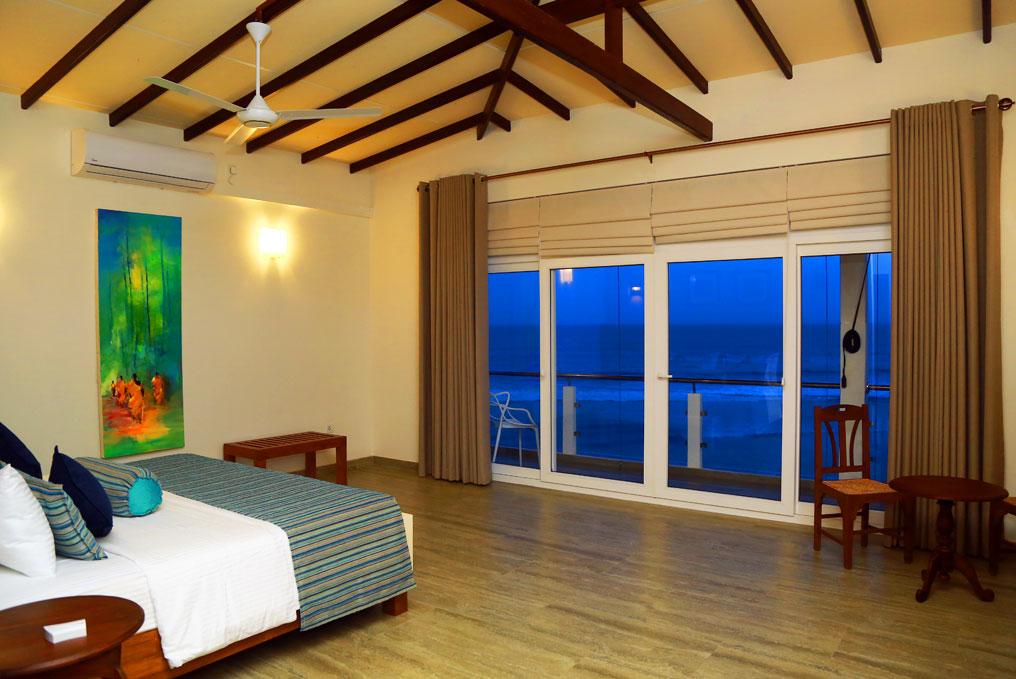 Ocean suite second bedroom