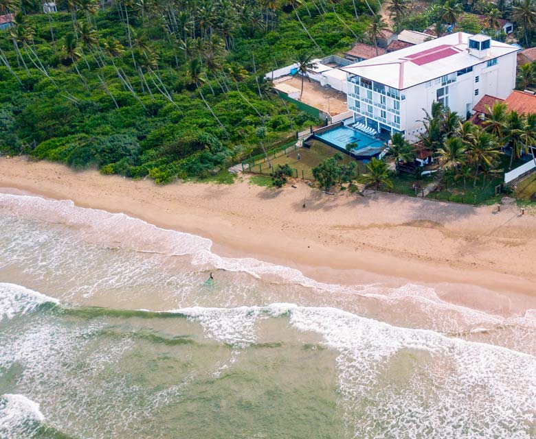 Twenty Two Weligambay , a boutique hotel in Weligama