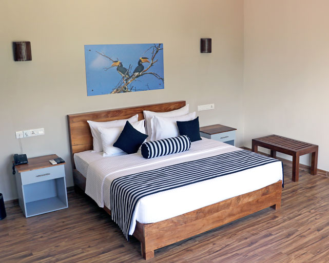 Deluxe Rooms at Twenty-Two Weligambay